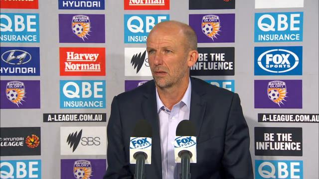 Perth Glory Press Conference