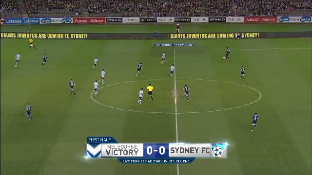 MVC v SYD: Full match replay
