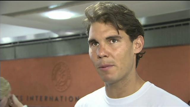 Nadal full of confidence