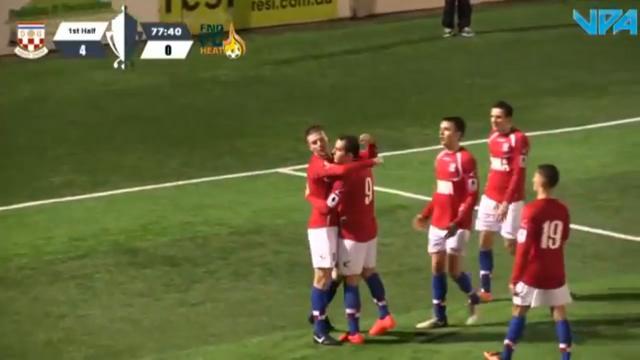 FFA Cup: SU58 v FNQ goals
