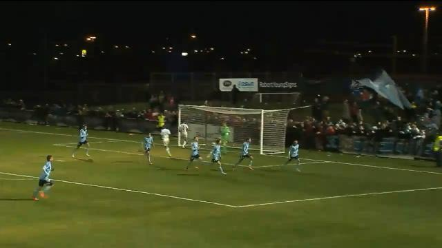 Sydney FC advance