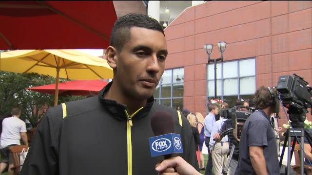 Open season for King Kyrgios