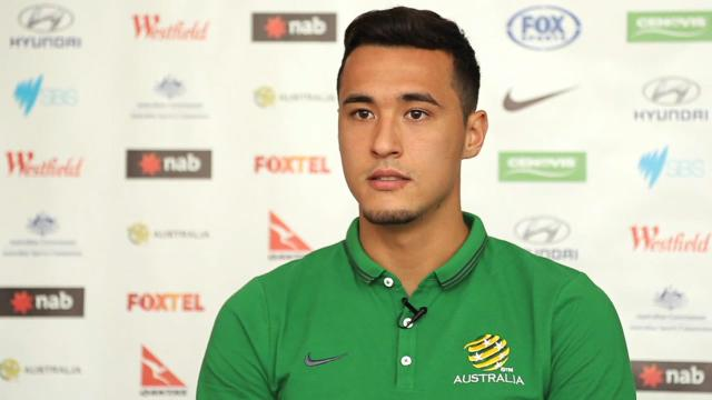 Socceroos ready for Belgium