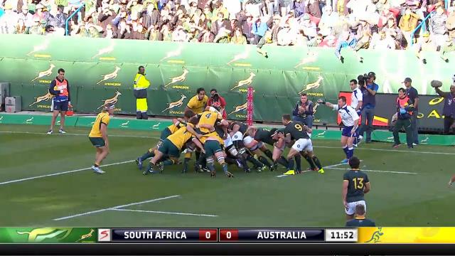 RSA v AUS Match Highlights