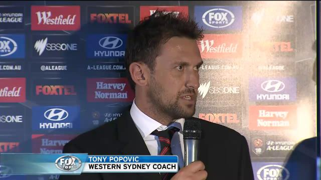 Popovic's eyes on A-League