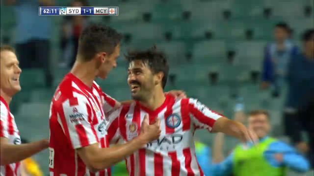 Villa debut goal not enough