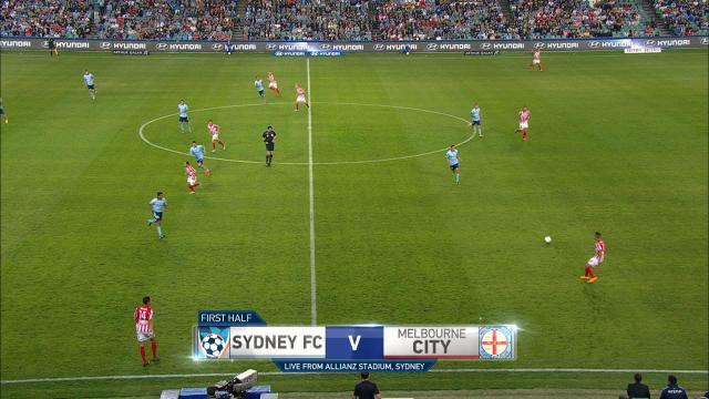 SYD v MCY: Full Match Replay