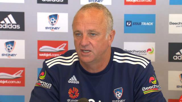 'WSW won't be focussed'