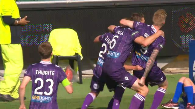 Perth looking to lock it up