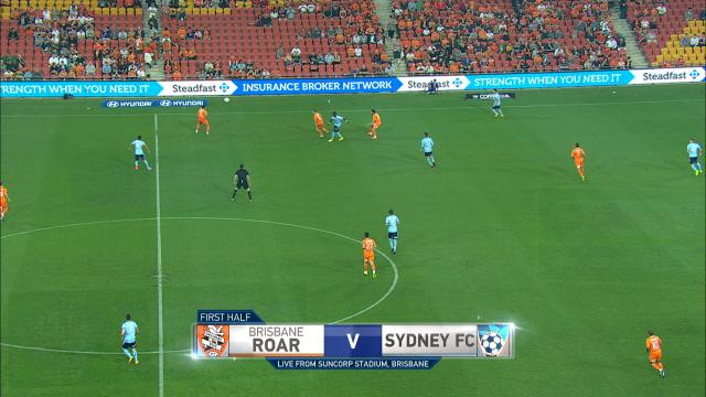 BRI v SYD: Full Match Replay