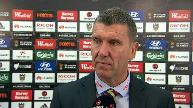 Stubbins disappointed