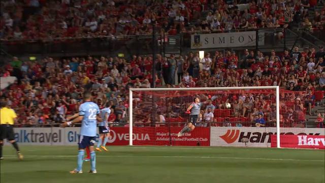 ADL v SYD: Match Highlights