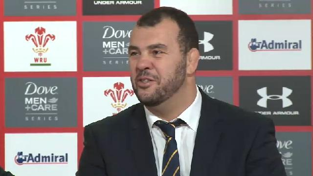 'Got to learn to love scrums'