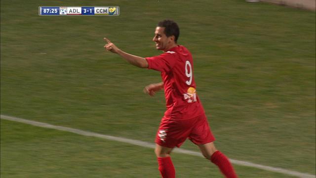 ADL v CCM: Match report