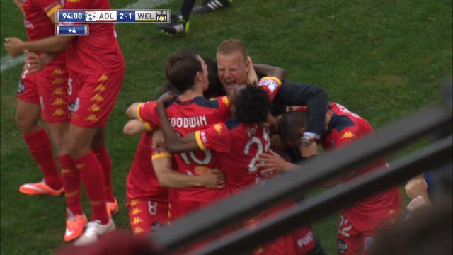 ADL v WEL: Match Report