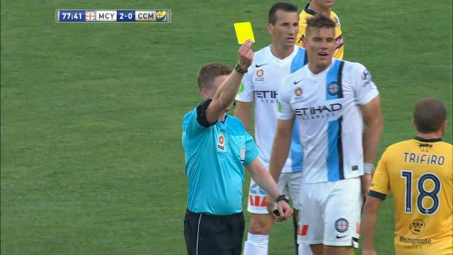 Rudan a fan of ref's call