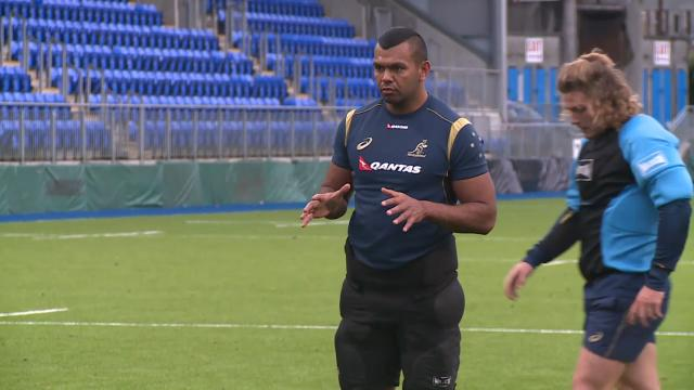 Beale back with Wallabies