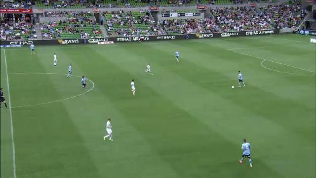 MCY v SYD: Full match replay