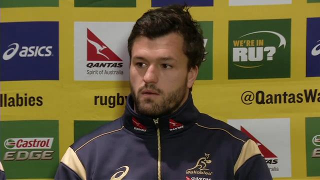 Wallabies thinking long term