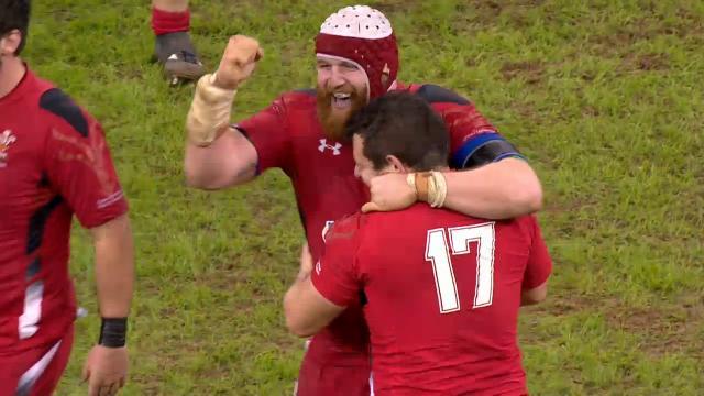 Wales stun Springboks