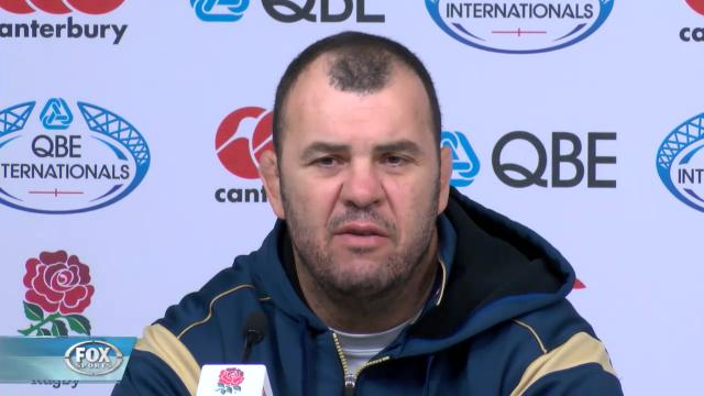 Cheika slams Wallabies scrum