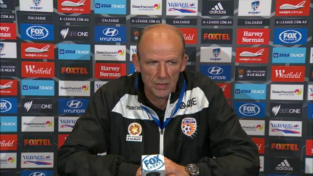 Lowe expectations for Perth
