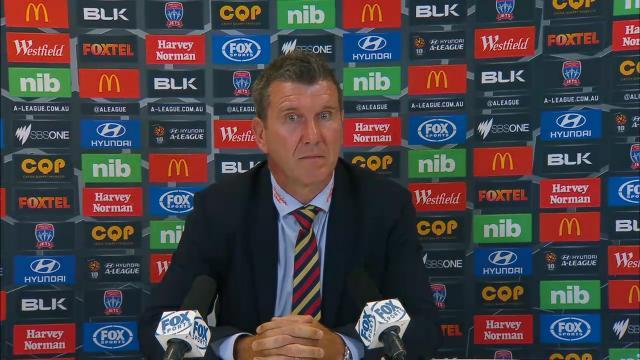 Newcastle Press Conference