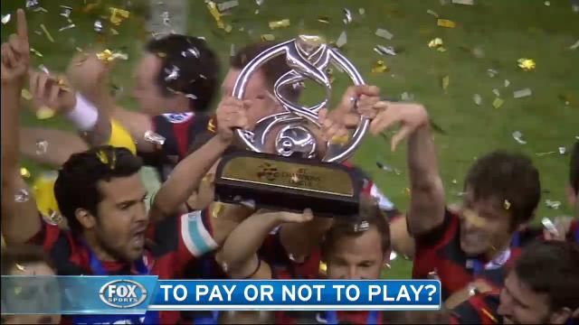 WSW players asking too much
