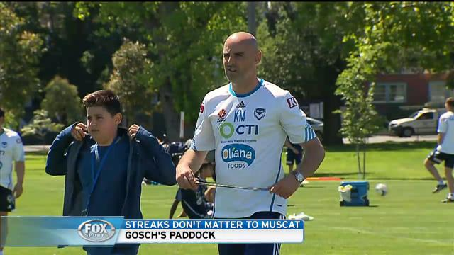 Muscat wary of wounded Sydney