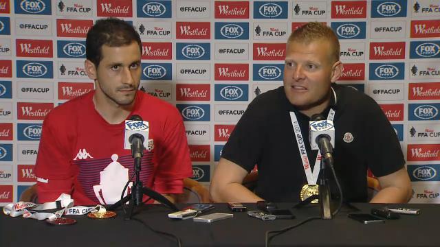 Reds shift focus to A-League