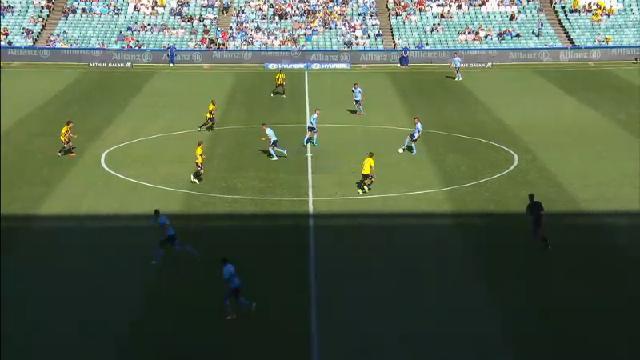 SYD v WEL: Full Match Replay