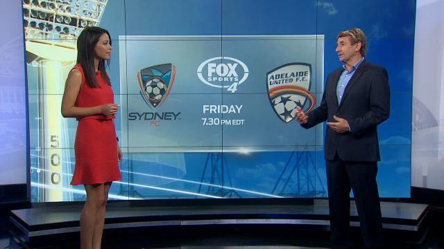 SYD v ADL: Match preview