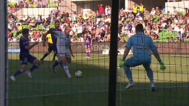 MCY v PER: Match Highlights