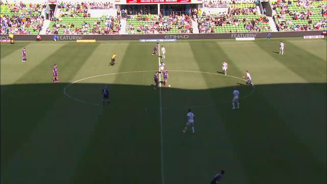 MCY v PER: Full Match Replay