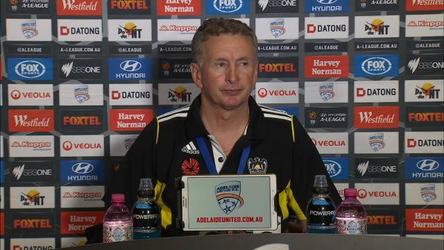 Wellington Press Conference