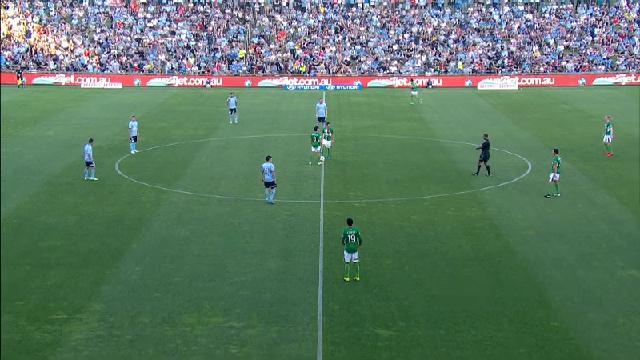 SYD v NEW: Full Match Replay