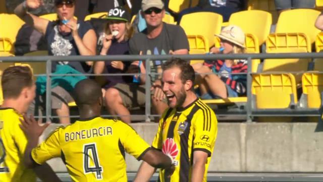 Merrick praises Brockie