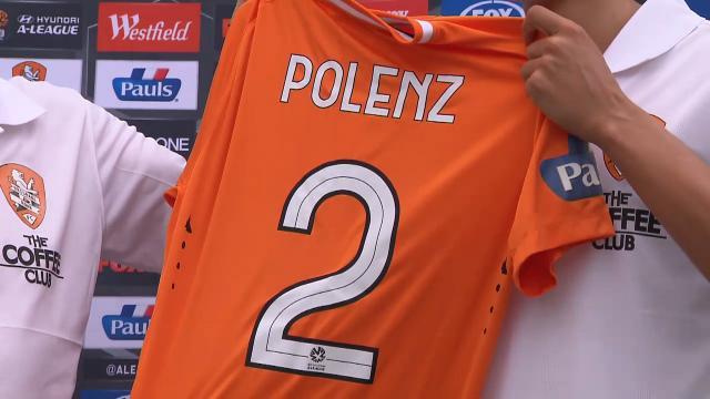 Polenz: I can lift Roar