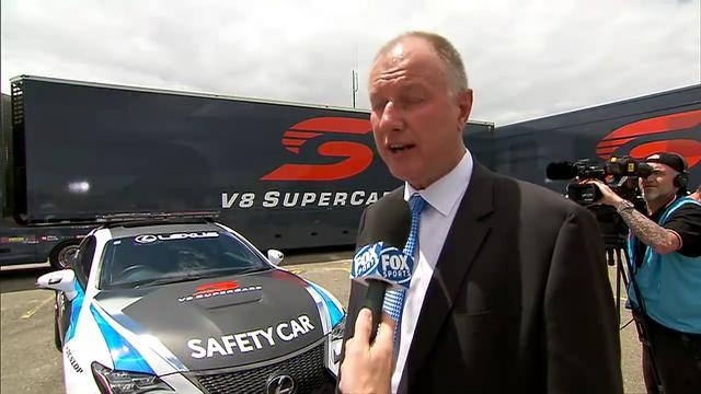 Lexus joins V8 Supercars