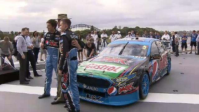 Ford chasing Championship