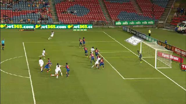 NEW v BRI: Match Highlights