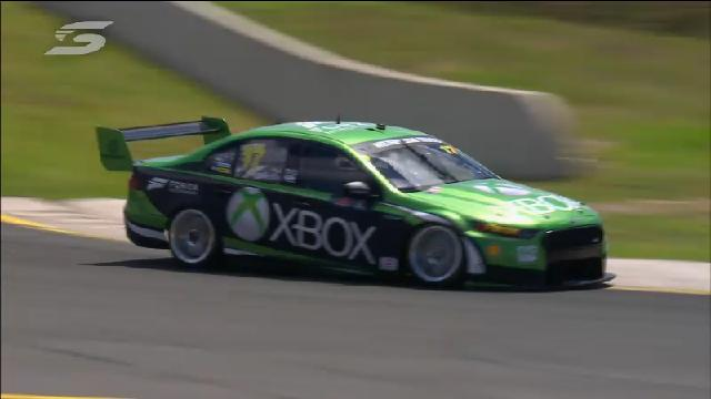 Ambrose back in the V8's