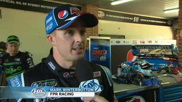 Winterbottom enjoying tests