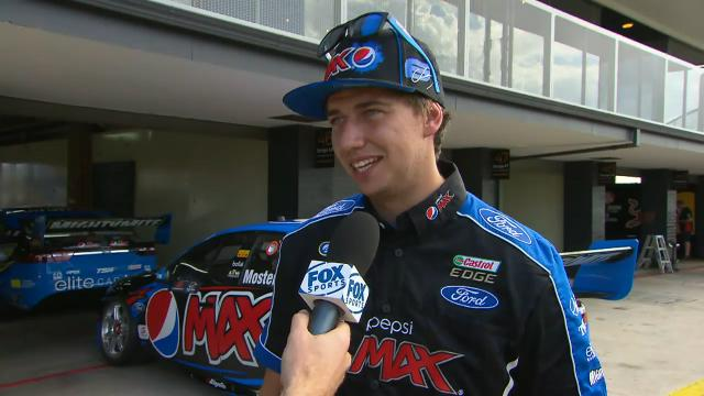 Mostert finishes on top
