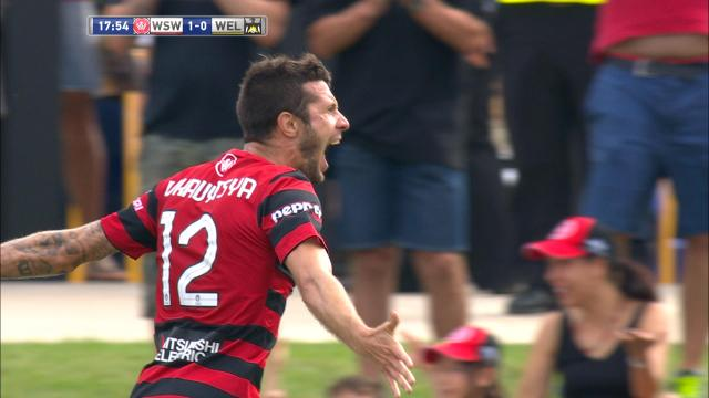 Wanderers get first win