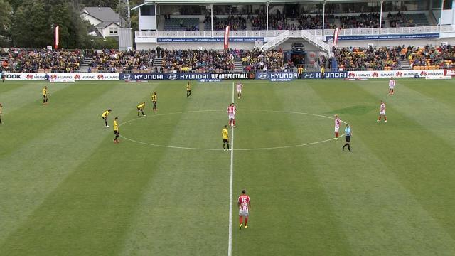 WEL v MCY: Full Match Replay