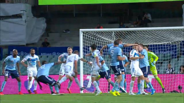 Big Blue ends in draw