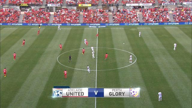 ADL v PER: Full Match Replay