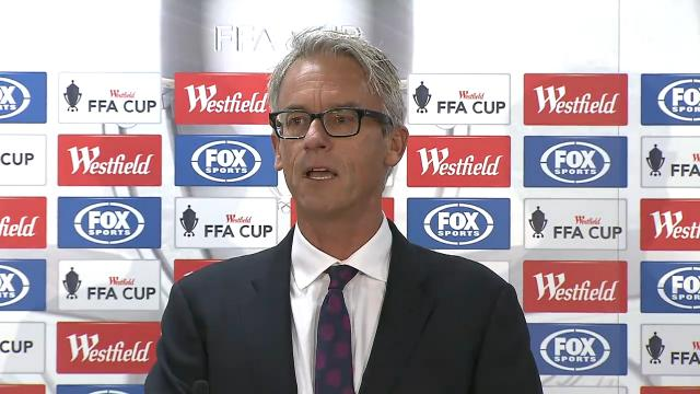 Changes made for 2015 FFA Cup