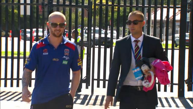 Newcastle cool their jets